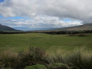vom Cotopaxi nach Quito